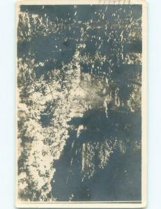 1940's rppc NICE VIEW Postmarked Rochester New York NY i7084