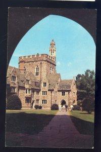 Durham, North Carolina/NC Postcard, Men's Dormitories,Kilgo, Duke University