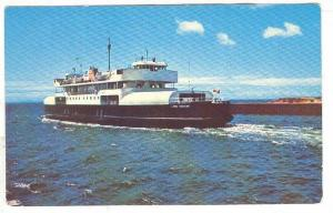 Ferry M.V.Lord Selkirk , Charlottetown , Prince Edward Island, Canada , 40-60...