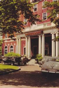 Classic Cars, The Charlottetown Hotel, Charlottetown, Prince Edward Island, C...