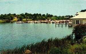 Florida Eau Gallie Marina 1977