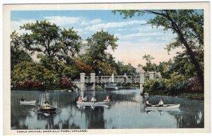 Chicago, Cable Bridge, Garfield Park