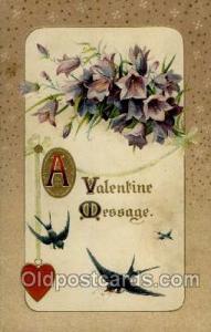 Valentines Day Postcard Postcards