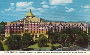 Hotel Roanoke Roanoke Virginia