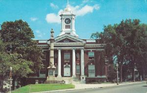 City Hall, MERIDEN, Connecticut, 40-60´