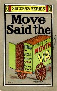 Success Series - Move said the…