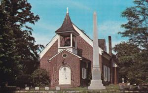 Old Christ Church, DOVER, Delaware, 40-60´