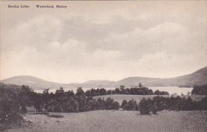 Keoka Lake Waterford Maine Albertype
