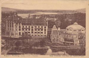 Irminy Lazne A Thermia, Kupel´e Piešťany, Slovakia, PU-1921