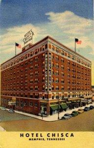 TN - Memphis. Hotel Chiska