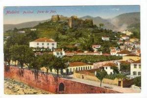 Madeira. Funchal. Forto do Pico, 00-10s