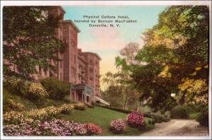 Physical Culture Hotel, Dansville NY