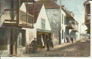 St. Augustine, Fla., Charlotte Street
