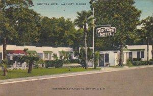 Mid-Town Motel Lake City Florida
