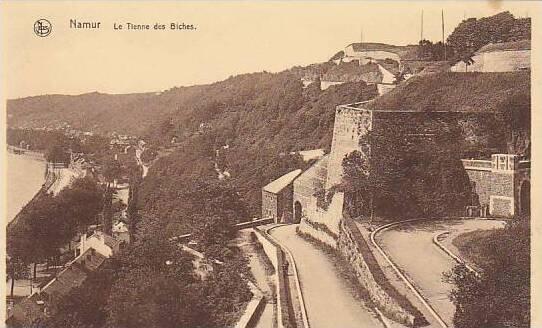 Belgium Namur Le Tienne des Biches