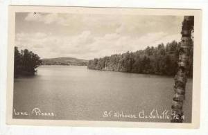 RP Lac Pierre, St Alphonse. Co. Joliette P.Q.,Pu-1952
