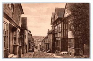 14446    England  Rye   Mermaid Street and Old Hospital