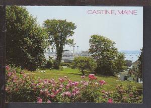 Castine ME Postcard BIN