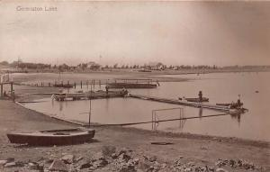 South Africa Johannesburg Germiston Lake, Boat, Boats real photo