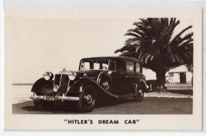 RPPC, Hitler's Dream Car