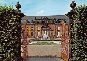 Hannover Schloss Herrenhausen Brunnen Fountain Castle Gate Chateau