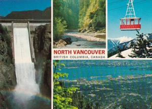 Canada British Columbia North Vancouver Cleveland Dam and More