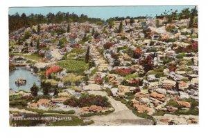 Large Rock Gardens, Hamilton, Ontario, Used 1937