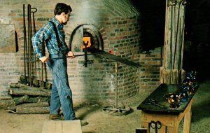 The Glassblower,Hale Farm and Western Reserve Village,Bath,OH