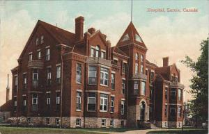Hospital , SARNIA , Ontario , Canada , PU-1908