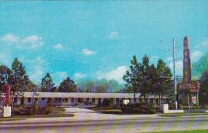 South Carolina Manning Manning Motel No 1