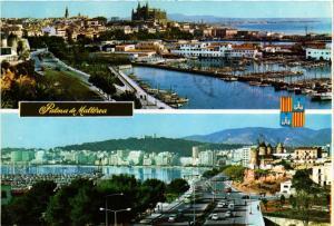 CPA Espagne-Mallorca-Palma de Mallorca-Paseo Maritimo (323076)