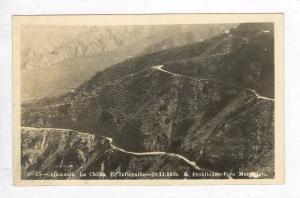 RP  Catamarca, La Chilea, El Infiernillo, Argentina, PU-1942