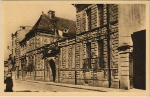 CPA VERDUN L'Hotel de Ville (152484)