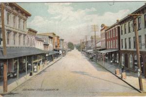 SUNBURY , Pennsylvania, 1910 ; East Market Street