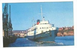 Steamship Cote D´Azur,Folkestone Harbour,England,40-60s