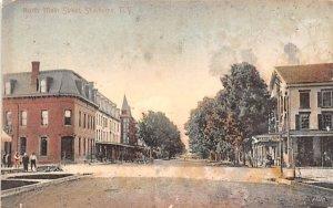North Main Street Sherburne, New York