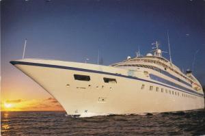 Seabourn, Cruise Boat, PU-1991