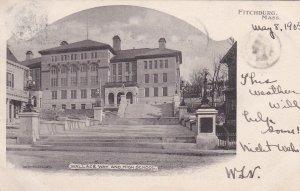 FITCHBURG , Mass. , 1905 ; High School