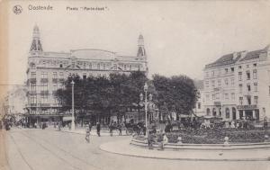 Oostende , West Flanders , Belgium , 00-10s : Plaats Marie-Jose