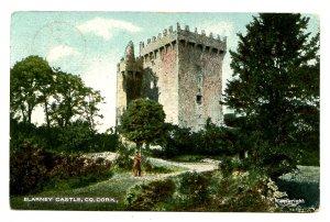 UK - Ireland, Blarney Castle, County of Cork circa 1911