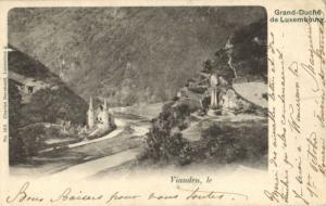 CPA Luxembourg Vianden (30686)