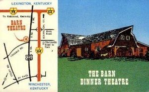 The Barn Dinner Theatre - Lexington, KY