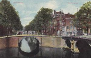 Amsterdam, Reguliersgracht, North Holland, Netherlands, 00-10s
