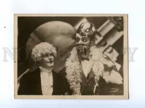 198162 CIRCUS Clown REPP Vintage AUTOGRAPH 1925 PHOTO