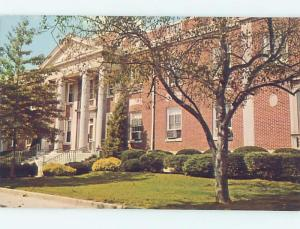 Unused Pre-1980 COURTHOUSE SCENE Cape May New Jersey NJ d2342