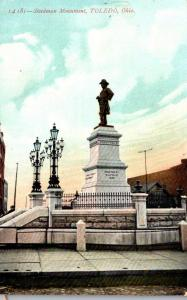 Ohio Toledo Steedman Monument