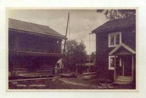 RP  Borlange. Gammelgarden. Sweden, 1910-30s