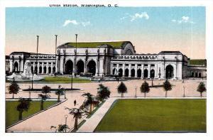 8492  Washington D.C.  Union Station