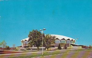 Wisconsin Madison Dane County Memorial Coliseum 1973