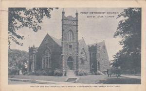 Illinois Saint Louis First Methodist Church1944